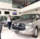 Bán Toyota Innova 2.0E năm 2018, màu xám, giá chỉ 668 triệu giá 668 triệu tại Tp.HCM