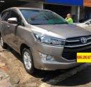 Cần bán lại xe Toyota Innova 2.0E sản xuất năm 2018, màu bạc giá 752 triệu tại Hà Nội
