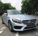 Mercedes-Benz Phú Mỹ Hưng cần bán lại xe Mercedes C300 AMG 2017, màu bạc như mới giá 1 tỷ 860 tr tại Tp.HCM