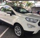 Bán Ecosport 1.0 Ecoboost màu trắng, 01 xe duy nhất gia ngay giá 689 triệu tại Tp.HCM