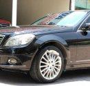 Cần bán gấp Mercedes C250 CGI đời 2010, màu đen giá 535 triệu tại Hà Nội