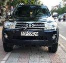 Bán Toyota Fortuner 2.5G 2010, màu đen giá 640 triệu tại Hà Nội