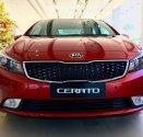 Bán xe Kia Cerato 2018 giảm giá mạnh, quy trình thủ tục mua xe nhanh - gọn - đơn giản giá 499 triệu tại Tp.HCM