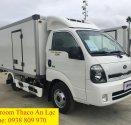 Bán xe tải K250 thùng kín tải trọng 2 tấn 49, xe đời 2018, tiêu chuẩn khí thải Euro4 giá 389 triệu tại Tp.HCM
