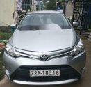Bán ô tô Toyota Vios E năm sản xuất 2016, màu bạc giá 520 triệu tại Tp.HCM