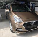 Bán xe Hyundai Grand i10 1.2 MT sedan đời 2018, màu vàng cát, 390tr giao ngay giá 390 triệu tại Tp.HCM