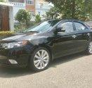 Cần bán xe Kia Forte SLi AT sản xuất 2009, màu đen, xe nhập còn mới giá 385 triệu tại BR-Vũng Tàu