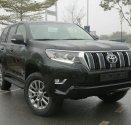 Toyota Prado 2.7VX sản xuất 2018, màu đen,nhập khẩu nguyên chiếc giá 2 tỷ 262 tr tại Hà Nội