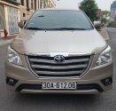 Bán ô tô Toyota Innova E năm sản xuất 2015, màu vàng số sàn giá 605 triệu tại Hà Nội