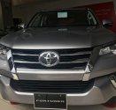Cần bán rất gấp Toyota Fortuner 2.7V 4x2 AT sản xuất 2018, màu xám bạc, nhập khẩu giá 1 tỷ 150 tr tại Tp.HCM