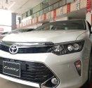 Cần bán rất gấp xe Toyota Camry 2.5Q đời 2018, màu trắng, đẹp lấp lánh giá 1 tỷ 289 tr tại Tp.HCM