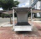 Bán xe Dongben thùng cánh dơi 800kg, thùng chuyên bán hoa quả giá 139 triệu tại Tp.HCM