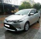 Bán Toyota Vios 1.5G CVT 2015 số tự động, màu bạc giá 476 triệu tại Tp.HCM
