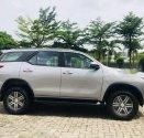 Bán Toyota Fortuner 2018, màu bạc giá 1 tỷ 26 tr tại Tp.HCM