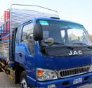 Bán xe tải jac 6T4 đời 2017 euro2, thùng dài 6m2 giá 451 triệu tại Tp.HCM