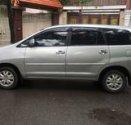 Bán xe TOYOTA INNOVA 2.0G màu bạc, sx cuối 2011, gia đình sử dụng từ mới giá 420 triệu tại Hà Nội