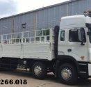 Chuyên bán xe tải Jac 4 chân K5, nhập khẩu giá 1 tỷ 300 tr tại Bình Dương