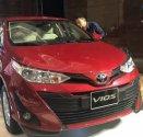 Bán xe Toyota Vios all new 2019- Hỗ trợ mua xe trả góp lên tới 90 giá 531 triệu tại Hà Nội