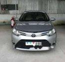 Cần bán gấp Toyota Vios 1.5MT năm sản xuất 2017, màu bạc số sàn giá 498 triệu tại Tp.HCM