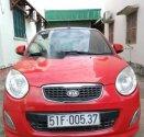 Bán ô tô Kia Morning đời 2010, màu đỏ, số tự động giá 235 triệu tại Đồng Nai
