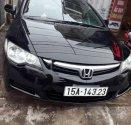 Cần bán Honda Civic đời 2008, màu đen chính chủ, 265tr giá 265 triệu tại Nam Định
