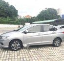 Cần bán lại xe Honda City đời 2017, màu bạc   giá 568 triệu tại Tp.HCM