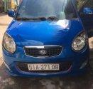 Bán Kia Morning sản xuất năm 2011, màu xanh lam giá 255 triệu tại Tp.HCM