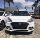 Bán xe Hyundai Grand i10 2018, màu trắng số sàn, giá 390tr giá 390 triệu tại Hải Phòng