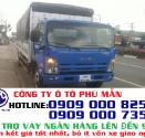 Bán xe tải Isuzu Vĩnh Phát 8 tấn, thùng dài 7m1, giá rẻ cạnh tranh thị trường giá 740 triệu tại Tp.HCM