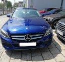 Bán xe Mercedes C200 Lướt, màu xanh, giá hấp dẫn giá 1 tỷ 465 tr tại Tp.HCM