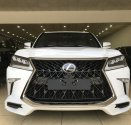 Lexus LX LX570S Super Sport đời 2019, màu trắng, nội thất nâu, giá tốt. LH: 0906223838 giá 9 tỷ 168 tr tại Hà Nội