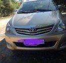 Cần bán lại xe Toyota Innova G sản xuất 2009, màu vàng giá 400 triệu tại Quảng Bình