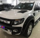 Bán Ford Ranger Wildtrak 3.2L 4x4 AT năm 2014, màu trắng chính chủ giá 635 triệu tại Hà Nội