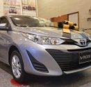 Cần bán xe Toyota Vios 1.5E đời 2018, màu bạc, 531 triệu giá 531 triệu tại Tp.HCM
