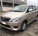 Bán xe Toyota Innova 2.0E 2012, màu vàng, form mới, giá tốt giá 470 triệu tại Hà Nội