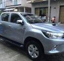 Xe Toyota Hilux MT sản xuất năm 2016, màu bạc   giá 610 triệu tại Đồng Nai
