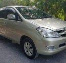Bán Toyota Innova 2.0G đời 2006, màu vàng xe gia đình, 328 triệu giá 328 triệu tại Đồng Tháp
