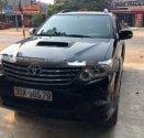 Chính chủ bán xe Toyota Fortuner MT đời 2013, màu đen giá 775 triệu tại Hà Nội