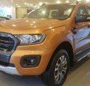 Bán Ford Ranger wildtrack 2018, màu cam, nhập khẩu nguyên chiếc, giá 918tr giá 918 triệu tại Hà Nội