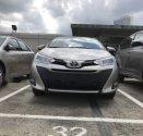 Cần bán Toyota Vios 1.5E 2018, màu bạc, giá tốt giá 569 triệu tại Tp.HCM