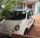 Bán Daewoo Matiz màu trắng, đời 2007, xe số sàn, điều hòa, đài AM/FM, radio, máy móc zin giá 85 triệu tại Bình Phước
