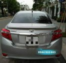 Cần bán xe cũ Toyota Vios AT G đời 2016, màu bạc giá 516 triệu tại Đồng Nai