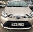 Bán Toyota Vios 1.5G 2014, màu vàng cát, số tự động giá 480 triệu tại Hải Dương