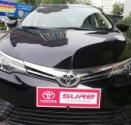 Bán Toyota Corolla altis 1.8G (CVT) năm sản xuất 2017, màu đen, xe siêu lướt cực đẹp giá 770 triệu tại Hà Nội