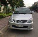 Cần bán Toyota Innova G MT 2010, màu bạc giá 398 triệu tại Tp.HCM