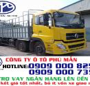 Bán xe tải Dongfeng YC310 4 chân giá rẻ giá 1 tỷ 200 tr tại Tp.HCM