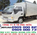 Xe tải Jac 2t4, chạy vào thành phố giờ cấm-Jac2t4-jac 2tan4 giá 255 triệu tại Tp.HCM