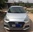 Bán Hyundai Grand i10 năm 2017, màu bạc giá 340 triệu tại Hà Nội