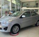 Bán xe Mitsubishi Attrage năm sản xuất 2018, màu bạc, xe nhập giá 376 triệu tại Quảng Nam