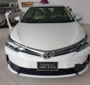 Cần bán xe Toyota Corolla Altis 1.8G năm 2018, màu trắng   giá 791 triệu tại Tp.HCM